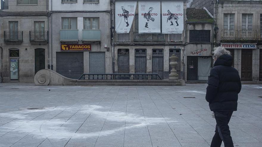 Galicia echa el cerrojo