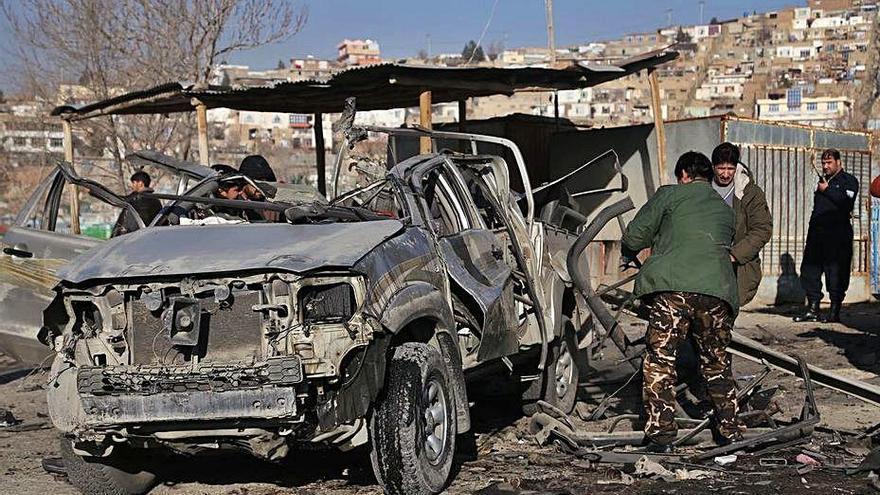 Almenys 40 morts en un atemptat a Afganistan