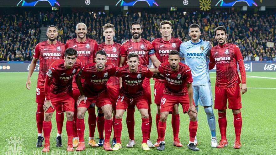 Estas son las puntuaciones de los jugadores del Villarreal ante el Young Boys