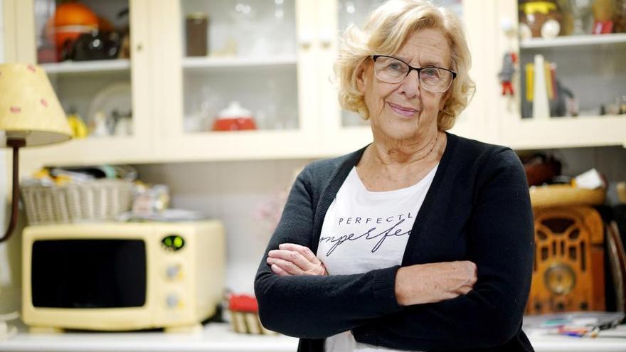 Manuela Carmena visitará el 17 de febrero A Coruña