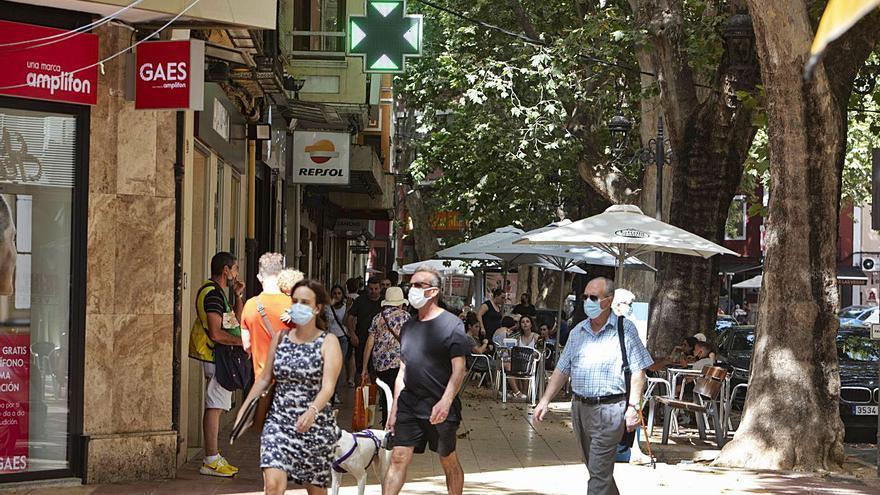 Los contagios se desbocan en las tres comarcas: 301 casos más