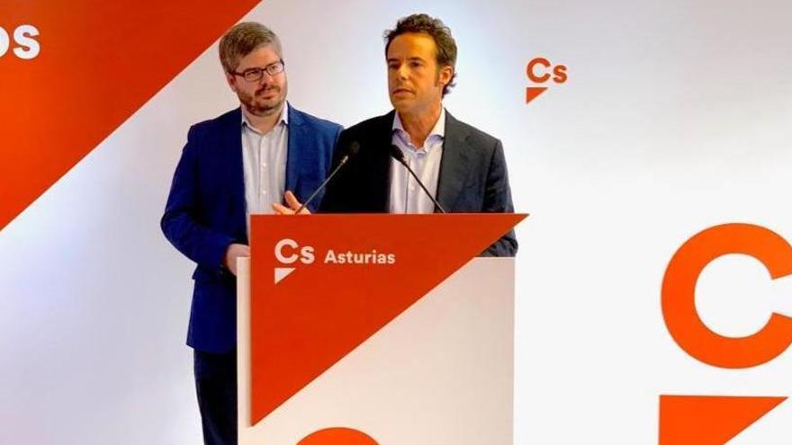 CS  confirma a Pacho como número dos de la candidatura de Ignacio Cuesta a la Alcaldía