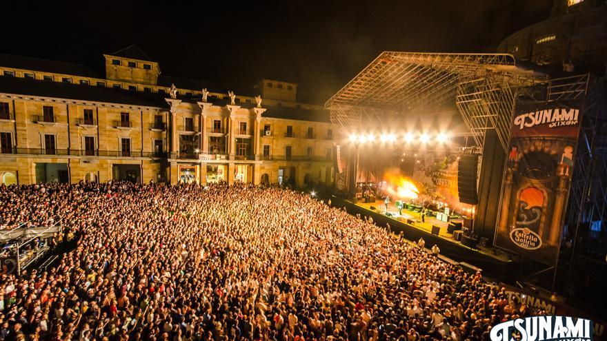 La crisis de los festivales arrasa el Tsunami Xixón, que volverá en 2022