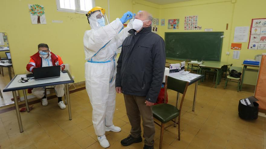 Castilla y León notifica 118 casos nuevos de COVID