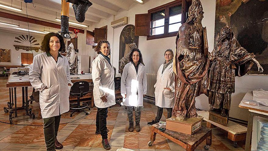 Mallorcas Propheten brauchen Heilerinnen