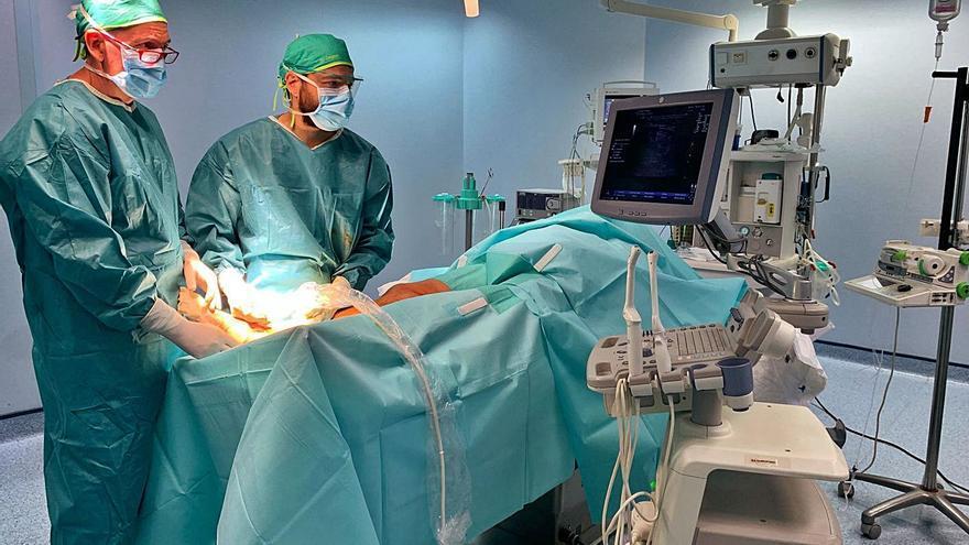 Hospital Parque trata las varices con una técnica «poco invasiva»