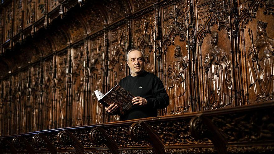La sillería de la Catedral de Zamora: un relato de la Salvación en madera noble