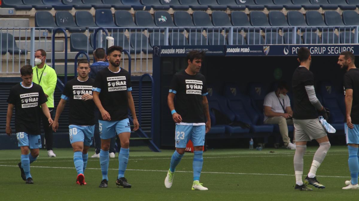 LaLiga SmartBank | Málaga CF - Fuenlabrada