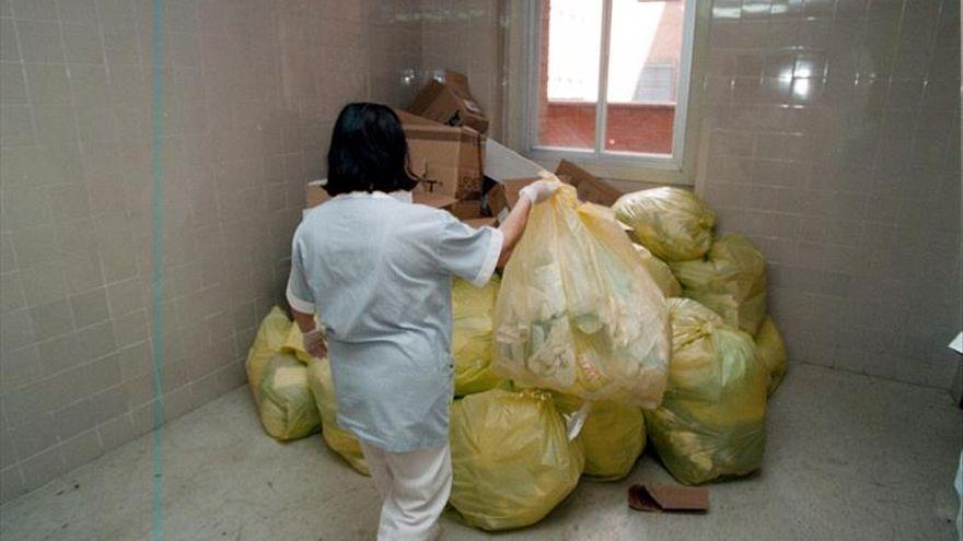 El TSJEx también avala el plus de peligrosidad en la limpieza de hospitales