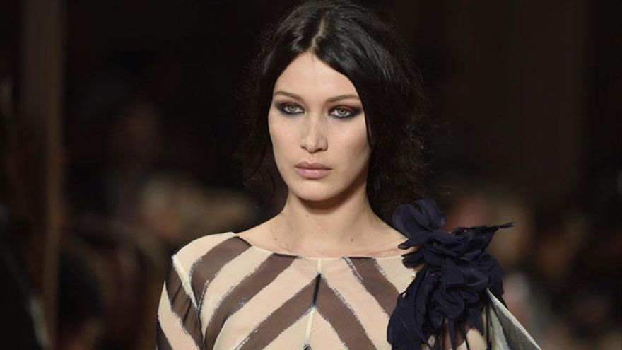 Bella Hadid, la top model del momento
