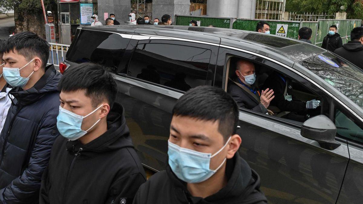 """La OMS califica de """"productivas"""" la conversaciones con las autoridades chinas en Wuhan"""