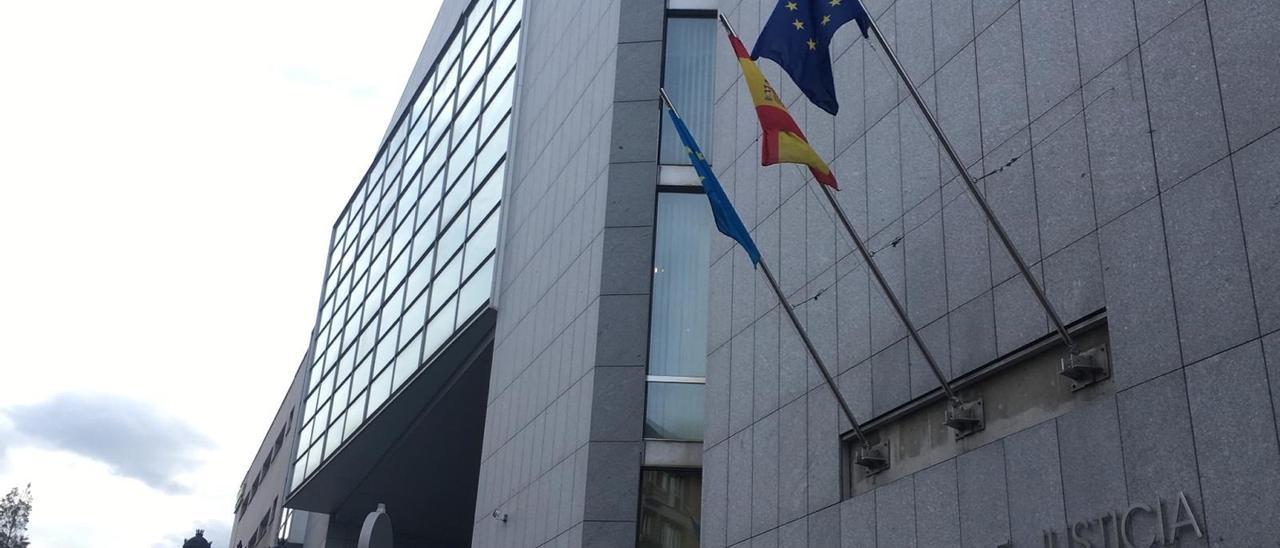 La Audiencia Provincial.