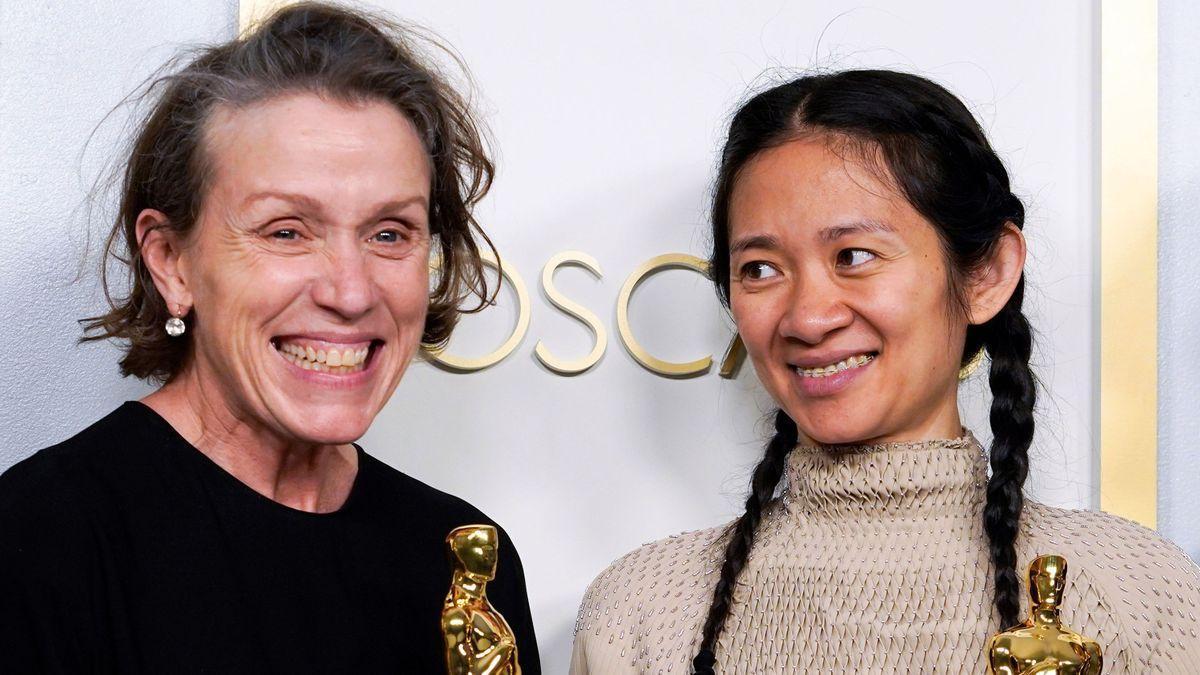 Ganadoras de los Oscars 2021.