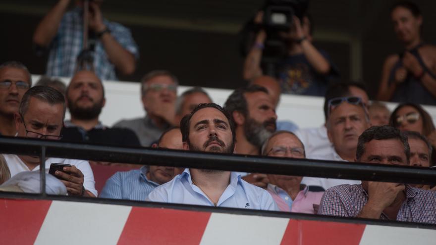 El Zamora CF solicita el cambio de horario de su encuentro con el Badajoz
