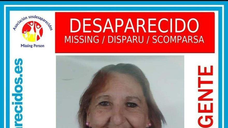 Encuentran a la mujer desaparecida en la zona de Carlos Haya