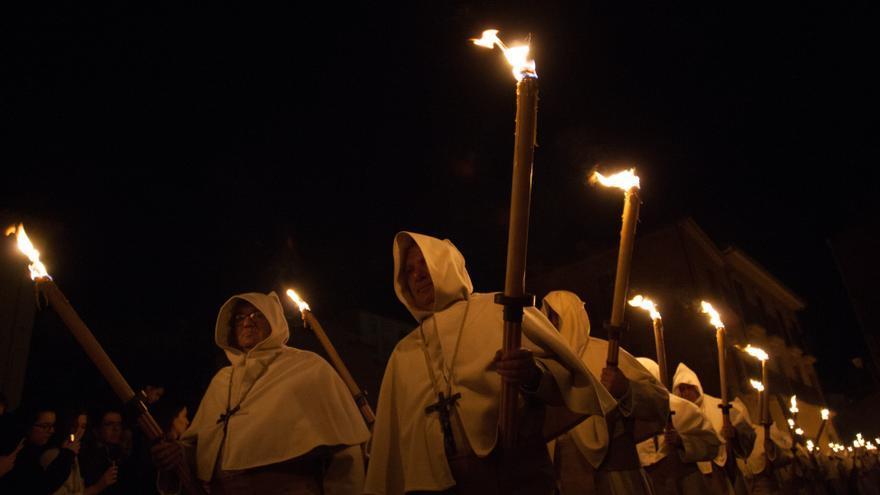La Buena Muerte de Zamora anula la cuota anual ante la previsión de suspender la procesión