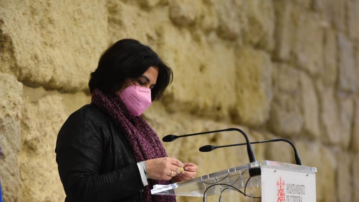 Eva Timoteo se queda sin sueldo y a merced de que el Pleno le conceda la dedicación parcial
