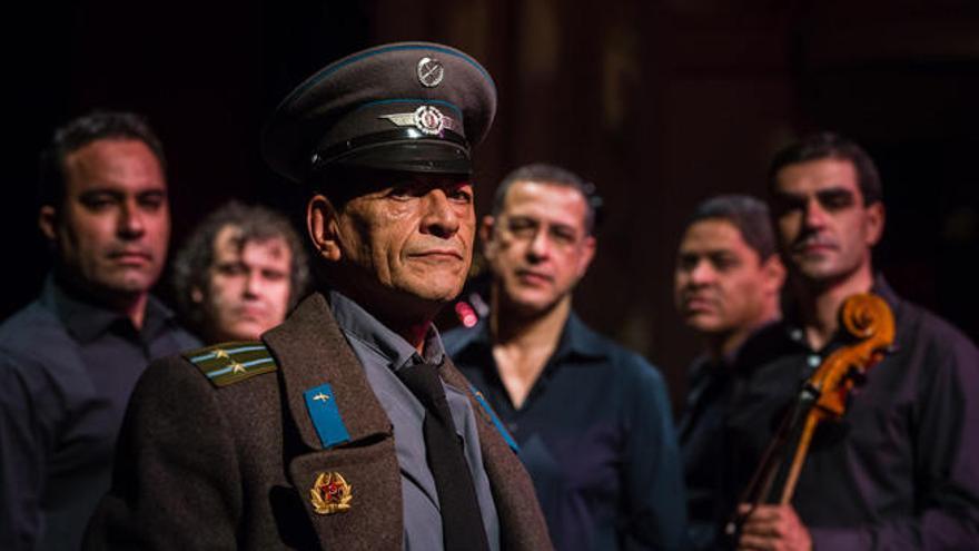 El Teatro Pérez Galdós acoge el estreno absoluto de 'Gulag'