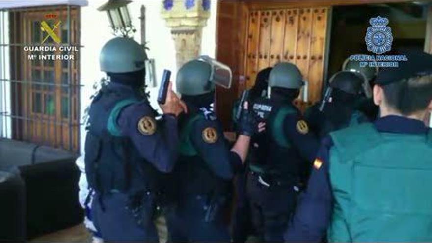 A juicio la banda con gallegos que camuflaba cocaína en contenedores de fruta