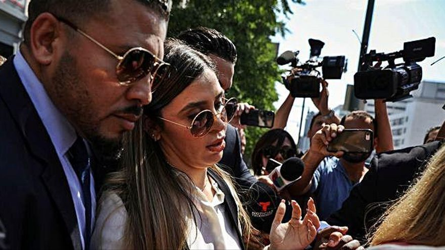 Un jutge de Nova York condemna el Chapo Guzmán a cadena perpètua
