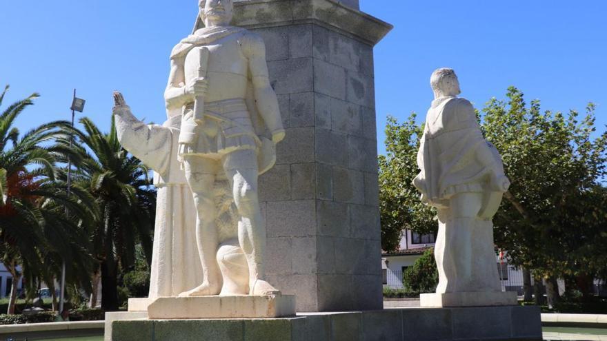 Luz verde a la reforma de la plaza de los Conquistadores de Villanueva de la Serena