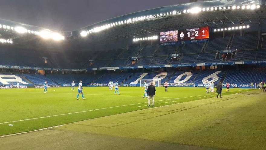 Sigue en directo el derbi de Segunda B: Deportivo - Celta B