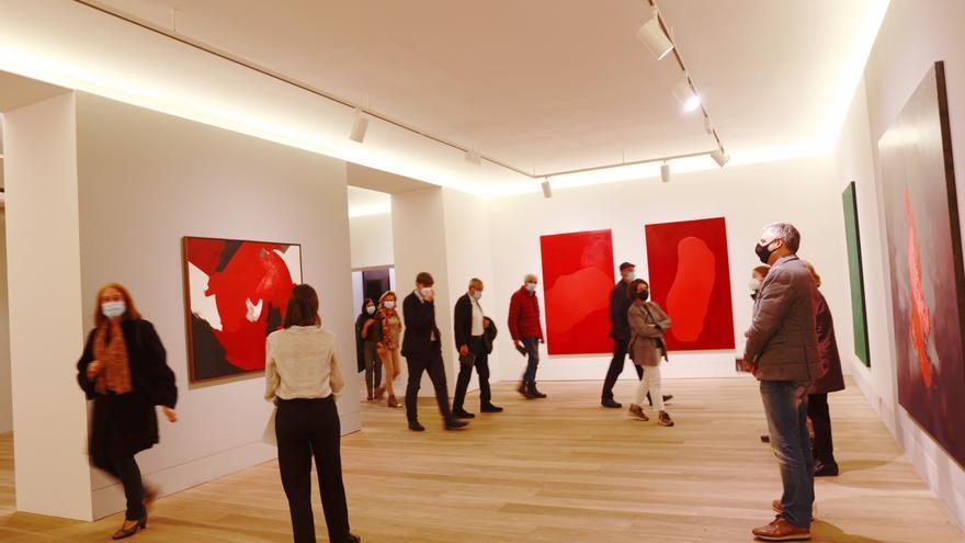La Asociación de Amigos del Museo de Bellas Artes de Asturias entrega los premios de sus concursos