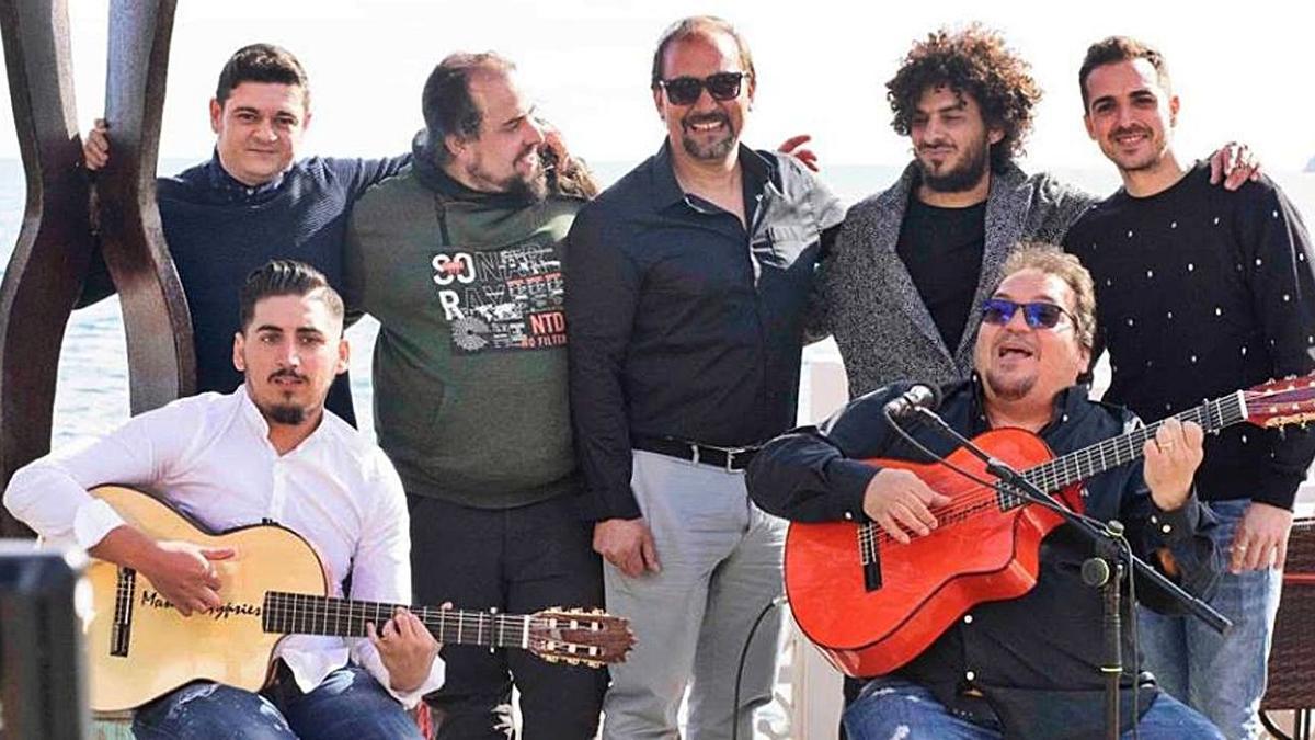 Manolo & The Gipsies treten bei der Benefizgala auf, der bestimmt wieder Promis beiwohnen. | FOTO: VERANSTALTER