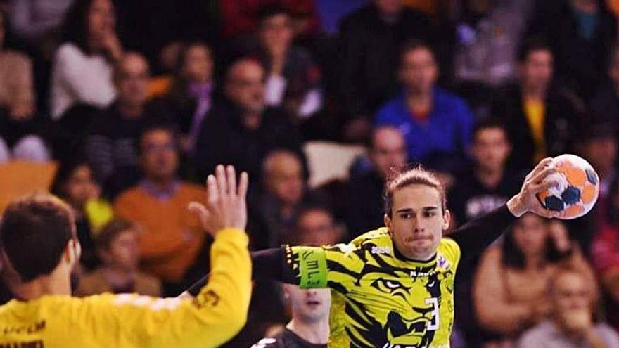 Mario López, fichaje «estrella» para el Balonmano Benidorm