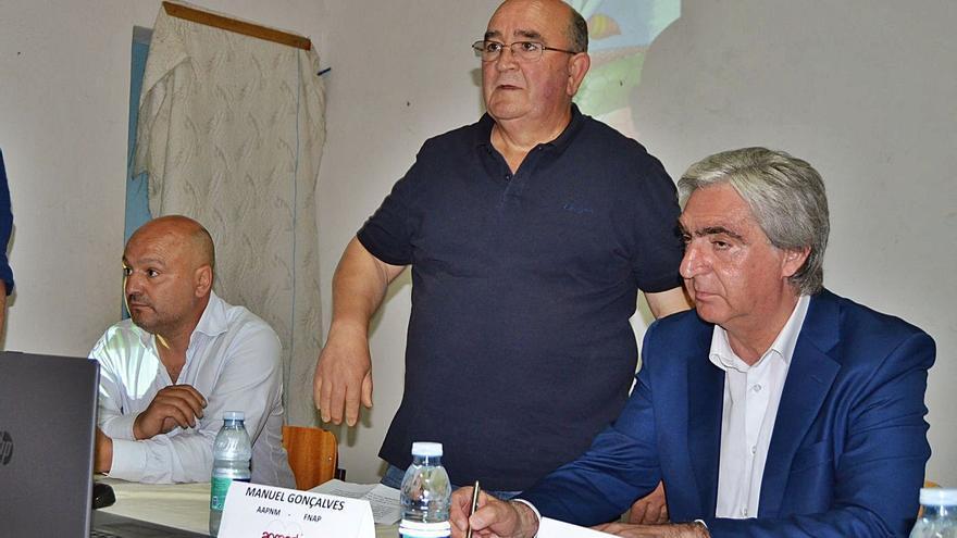 Los productores de miel DO Montenishnos rechazan la apertura de una mina en Calabor