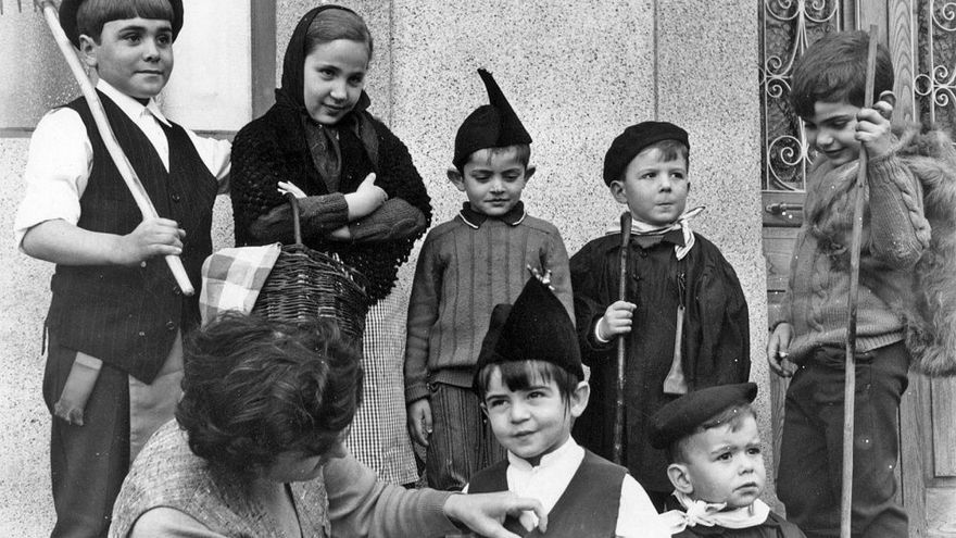 Aquella Asturias: Fotos antiguas de Siero