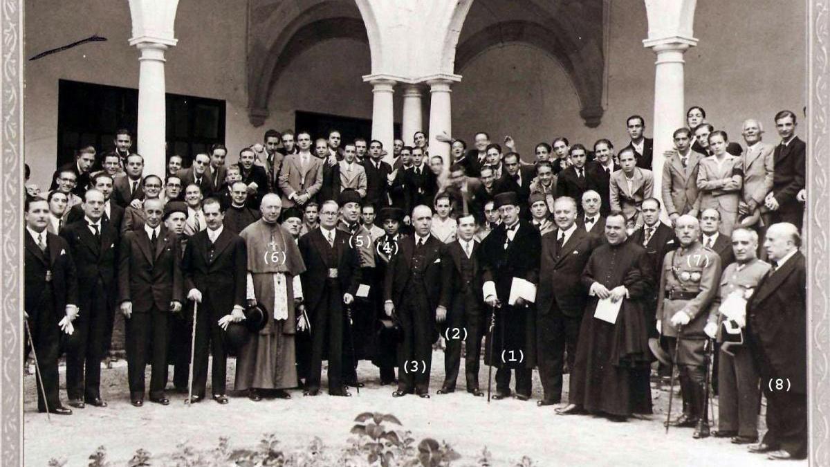 1935: Estrenando ubicación definitiva