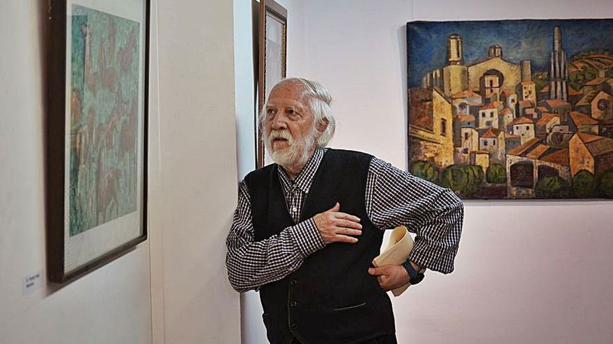 Bosch Martí inaugura exposició