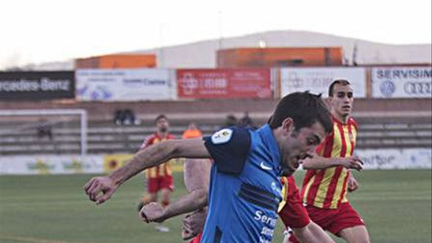 El CF Igualada no pot evitar el descens a 1a Catalana