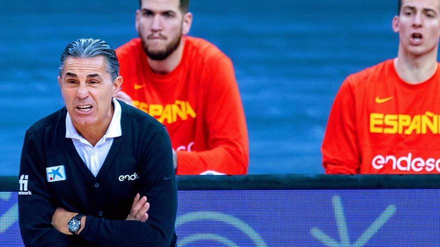"""Scariolo: """"Nuestro deseo es volver a ver jugar a Pau Gasol al más alto nivel"""""""