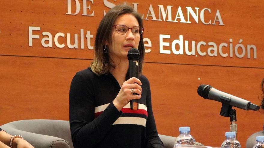 María Perrino, directora general de Deportes de la Junta