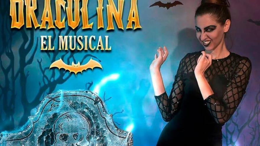 Draculina, el musical