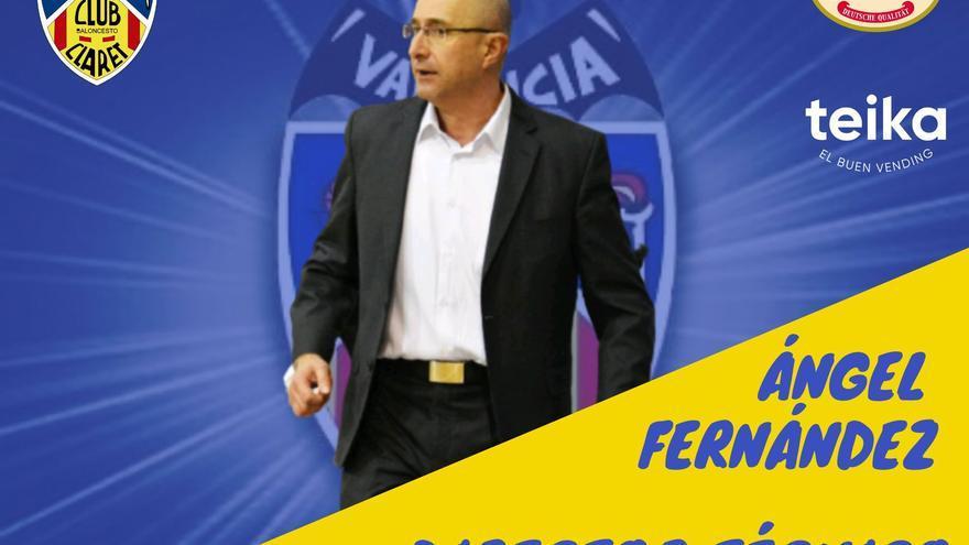 Ángel Fernández desembarca en el Picken Claret