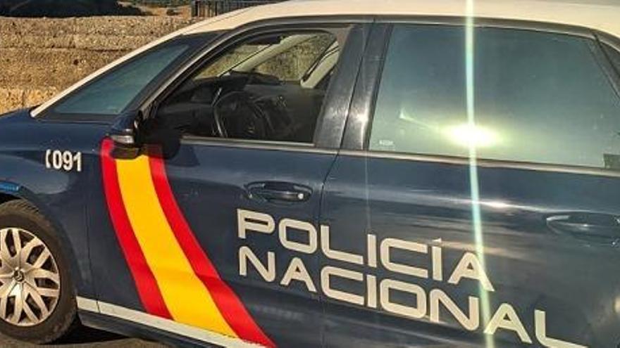 Encuentran una bolsa con restos humanos en un contenedor en Huelva