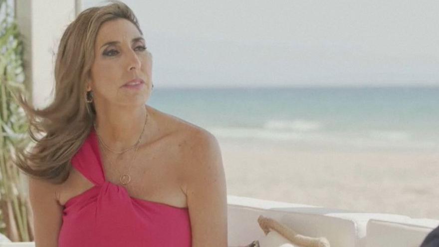 Paz Padilla anuncia su retirada de la televisión