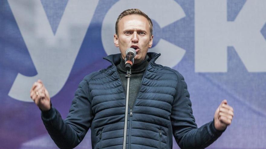 Estrasburgo vuelve a condenar a Rusia por trato degradante a Navalni en 2012
