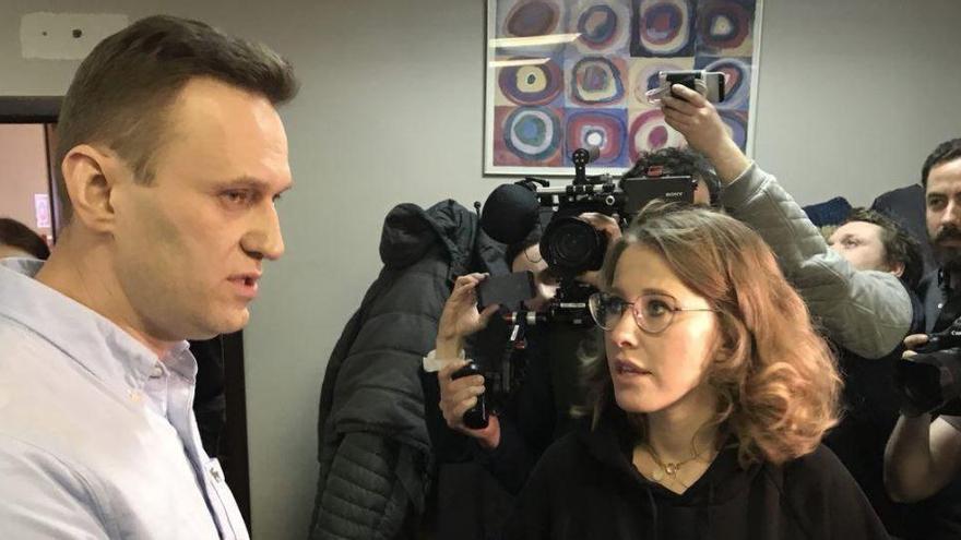 Rusia detiene al hermano de Navalni y a una de sus principales aliadas