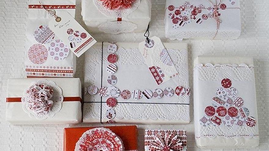 Formas originales de envolver regalos