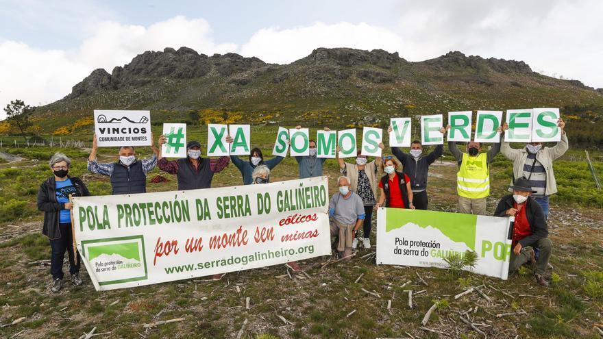 """""""Valió la pena luchar diez años para salvar O Galiñeiro de la amenaza eólica"""""""