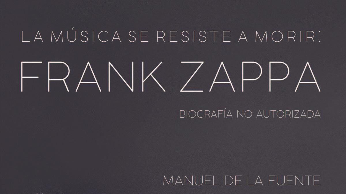 Coberta del llibre 'La música se resiste a morir', de Manuel de la Fuente