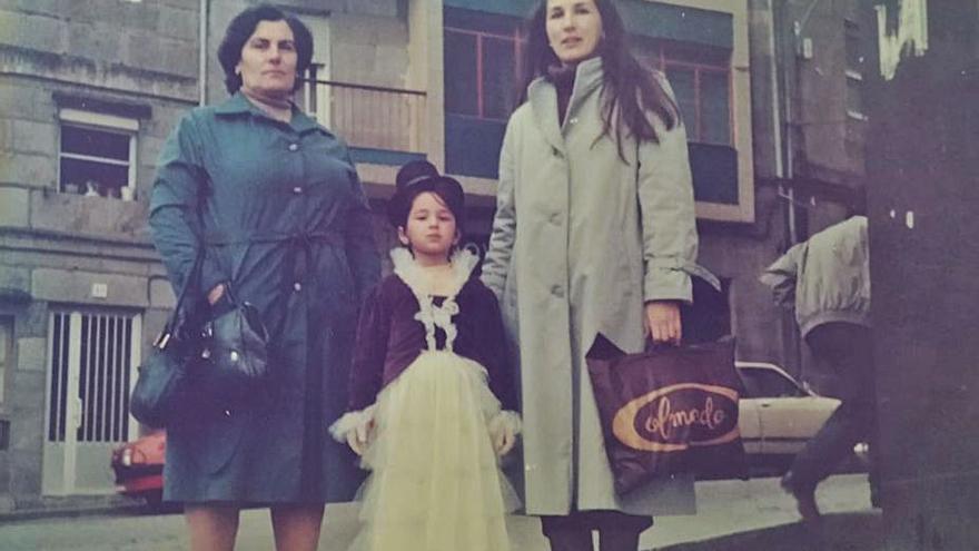 Mudanza a los 97 tras una vida en Barrio do Cura