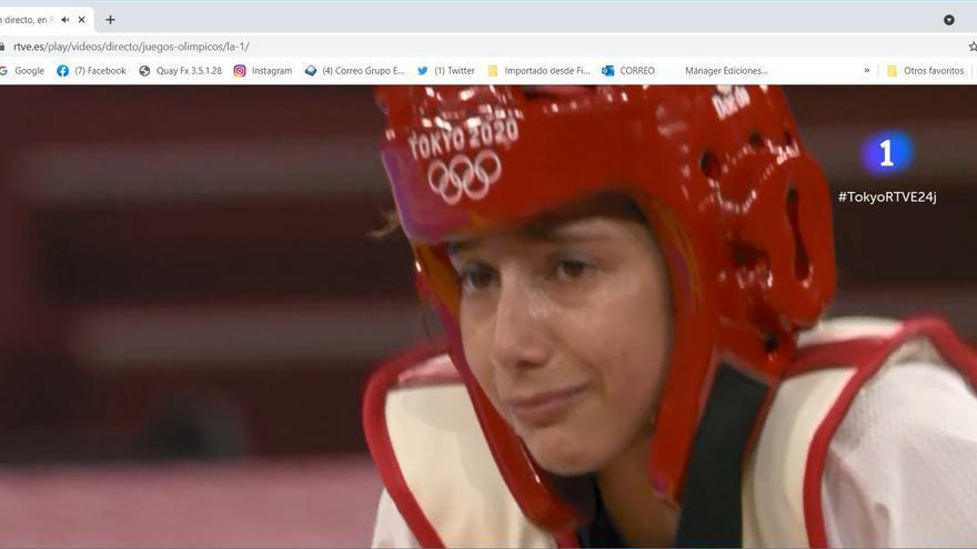 Zamora consigue su primera medalla en Tokio