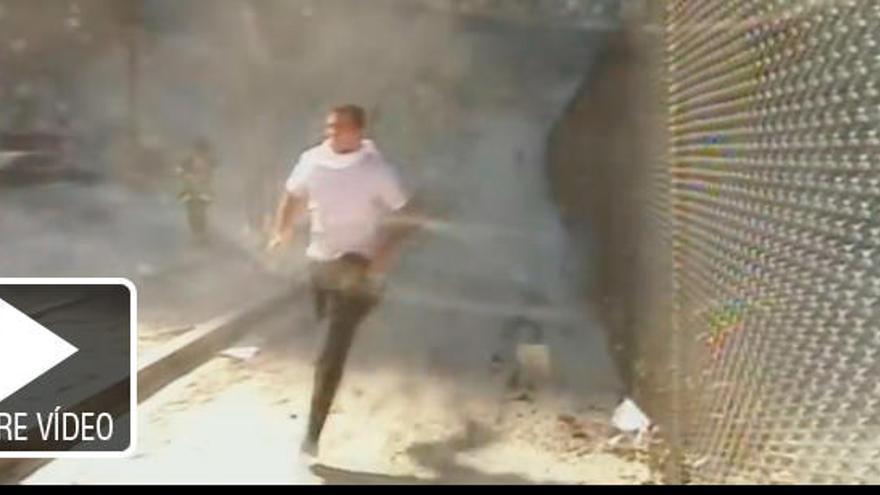 Un nou vídeo mostra imatges inèdites dels atemptats de l'11-S a Nova York