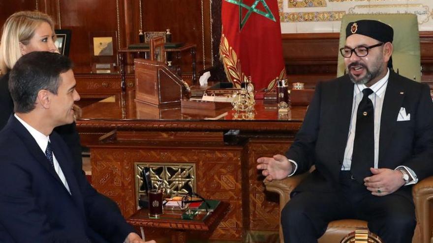 Marruecos aprueba la ampliación de sus aguas territoriales hasta Canarias
