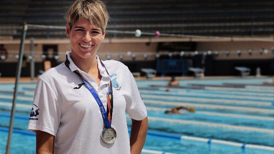 Michelle Alonso se clasifica para los Juegos Paralímpicos de Tokio